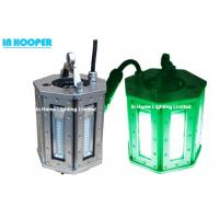 Cheap 1000W 48VDC Green Underwater Led Fishing Lights For Deep Sea , High Brightness for sale