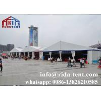 Buy cheap Romantic Clear Marquee Party Tent For Conference 1000 High Capacity from wholesalers