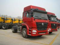 Cheap Hohan  tractor truck, tractor head, 336/371hp for sale