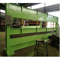 Cheap Ibr Corrugated Roof Sheet Metal Decoiler , Hydraulic Bending Machine for sale