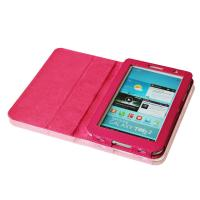 "Cheap Folio PU Leather Case Cover Stand For Samsung Galaxy Tab 2 7.0 7"" Tablet P3100 for sale"