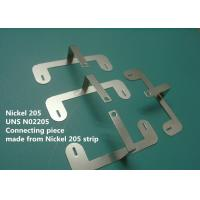 Cheap Nickel 205 / UNS N02205 Special Alloys Enhanced Electrical And Electronic Performance for sale