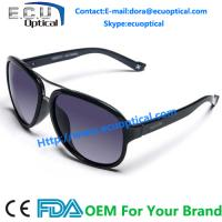China 2014 Nice model new fashion sunglass acetate with metal high quality men Sunglasses Acetate With Your Own Logo on sale
