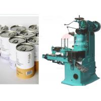 Cheap High speed automatic tin can Food Packaging machines 380V / 60HZ 1.2KW for sale