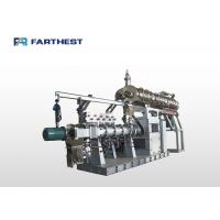 Cheap Extrusion Bulking Fish Feed Making Machine For Producing Floating Fish Feed for sale