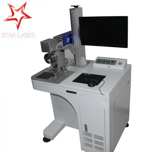 Quality Fiber Laser Printing Machine For Led Lamp Cup, Laser Printing Machine wholesale