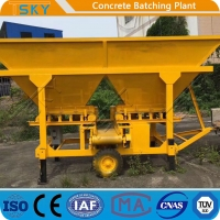 Cheap PLD1600 Concrete Aggregate Cement Gravel Sand Weighing Batching Machine for sale