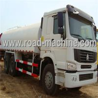 Cheap Sell SINOTRUK HOWO 6X4 16M3/16000L DRINK WATER TANK TRUCK AFRICA/RUSSIA/ASIA for sale