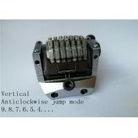 Cheap 7 Digits GTO Rotary Numbering Machine 22.3 Vertical Anticlockwise Jump Mode for sale