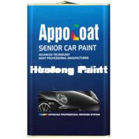 Cheap Senior Car Paint- 1K Coarse Silver, Appocoat Car Paint, Hoolong for sale