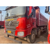 Cheap 49T 6*4 2 Seats Shacman X3000 2018 Year Used Tractor Truck for sale