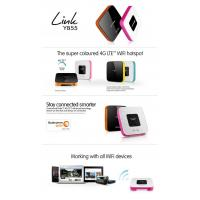Alcatel One Touch Y855 4G Mobile WiFi Hotspot a new 4G LTE Mobile Router wireless router