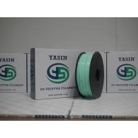 Cheap Professional 3D Printing Consumables , PLA Plastic Filament 3.0mm 1.75mm for sale