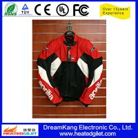 Cheap Heated motorcycle clothes manufactured by Heatedgilet China for sale