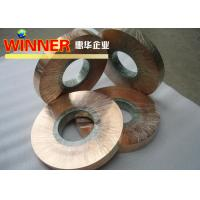 Cheap Copper Nickel Alloy Strip Customized Width , Bright Surface Copper Nickel Sheet for sale