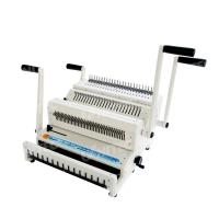 Cheap Comb and Wire Binding Machine CW2500 with CE Certificate for sale