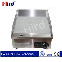 Cheap CE Electric griddle Best hot plate Temperature controlled hot plate  WG360D for sale
