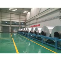 Cheap Thickness 0.006mm - 0.2mm Aluminum Sheet Roll Jumbo Roll Alloy 8011 / 8006 for sale