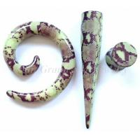 Cheap Snake Skin Body Piercing Jewelry for sale