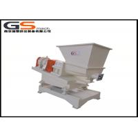 Cheap Electrical Heating Rubber Mixer Machine With Twin Screw Extruder / Force Feeder for sale