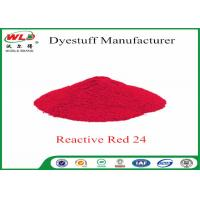 Cheap Textile Dyeing Chemicals Reactive Brill Red K-2BP C I Reactive Red 24 for sale