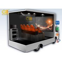 Cheap Virtual Reality Mobile Movie Theater Home Theater Business Project 7D 8D Cinema for sale