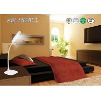 Cheap Two color temperature rechargeable led table lamp with touch dimmer for sale
