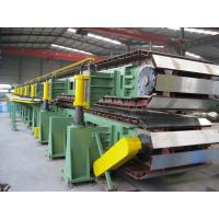 Quality Automatic PU Sandwich Panel Production Line , Polyurethane Sandwich Panel Making Line wholesale