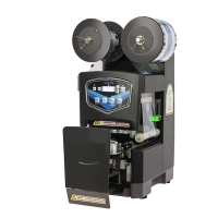Buy cheap high quality auto sealing machine with safe door from wholesalers