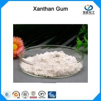 Cheap Corn Starch Raw Material Xanthan Gum Stabilizer Food Additives ISO Certification for sale