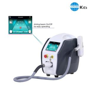 Cheap ISO13485 Tattoo Removal Q Switched Nd Yag Laser Machine for sale