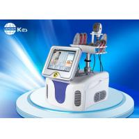 Cheap Lipo Laser Treatment Equipment / Cellulite Removal Beauty Equipment for sale