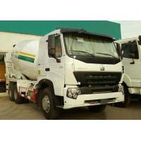 Cheap Howo A7 Mixer Truck 10 wheel for sale