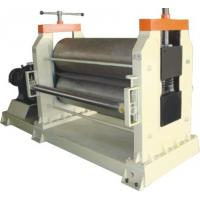 Cheap Wooden Grain / Stucco Embosser Metal Embossing Machine Automatic Cutting for sale