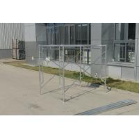 Cheap 1700*1900 Frame Scaffolding System Door Type Multi Colors 42mm Diametera for sale