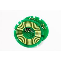 Buy cheap Pancake Slip Ring 28mm Hole High Reliability Transmitting In Harsh Operating from wholesalers