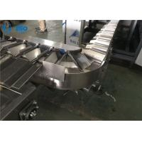 Cheap Stainless Steel 90 Degree Turn Conveyor ISO Approved For Industrial for sale