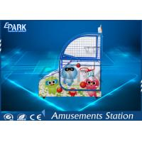 Cheap Indoor Basketball Shooting Machine / Basketball Game Machine For Game Center for sale