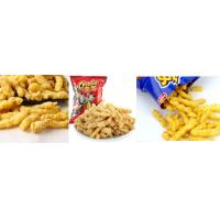 Quality Hot sales Stainless steel Puffed Corn Curl Snack Cheetos Kurkure Extruder wholesale