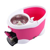 Buy cheap Hot Selling Easy Cleaning 360 Rotating Spin Magic Mop With Bucket Double-drive from wholesalers