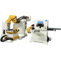 Cheap Hydraulic Metal Sheet Straightening Machine Steel Knot Hard Alloy Processing / Gold Refining Equipment for sale