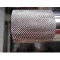 Cheap Grain Pattern Metal Steel Embossing Roller For engrave pattern for sale