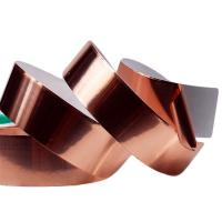 Cheap Waterproof Copper Foil Electrically Conductive Tape For Greenhouse Slug Snails Barrier for sale