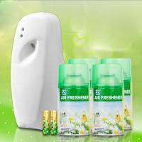 Cheap Automatic air freshener  Bathroom toilet deodorant fragrances scented water on wall for sale