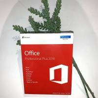 Cheap MS Office 2016 Professional Plus MAK Key , Office 2016 Pro Plus Full Package With Disc for sale