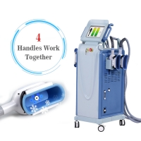 Cheap Fda Anti Cellulite Cryolipolysis Equipment For Fat Freezing for sale