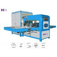 1100×1100MM HF PVC Welding Machine , Air Filter Bag HF Welding Equipment