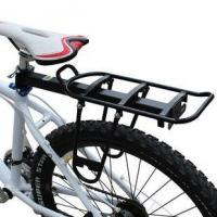 Buy cheap Hot Cycling Bicycle Bike Rear Rack Bike Alloy Rack Panniers Fender Shelf from wholesalers