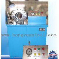 Cheap Hose press swaging machine for sale