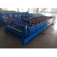 Cheap 15 Rows Steel Roofing Rolling Machine Wall Sheet Panel Roll Forming Machine for sale